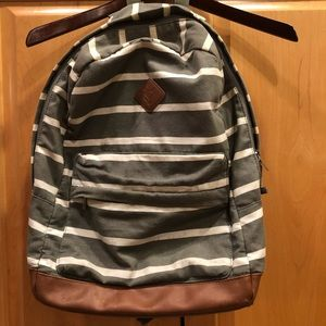 3/$20 PRINCE & FOX Striped Backpack